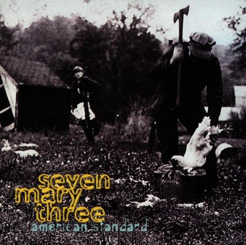 Seven Mary Three Cumbersome cover art