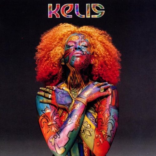 Kelis Caught Out There cover art