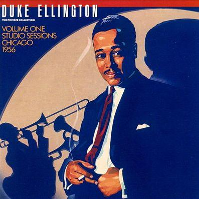 Duke Ellington In A Sentimental Mood cover art