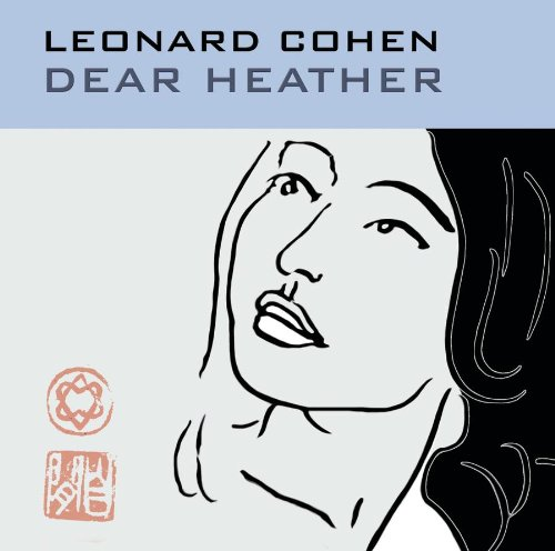 Leonard Cohen Because Of cover art