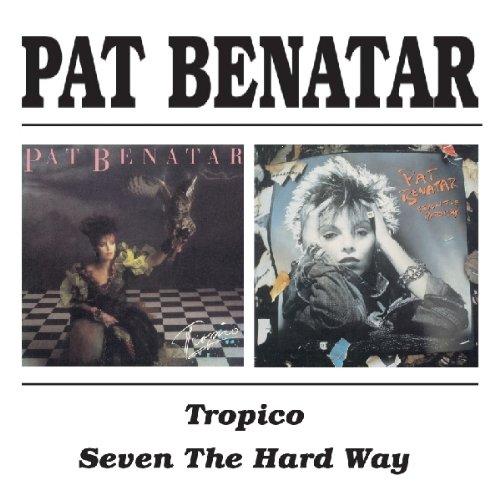 Pat Benatar Love Is A Battlefield cover art