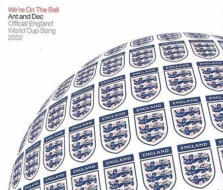 Ant and Dec We're On The Ball cover art