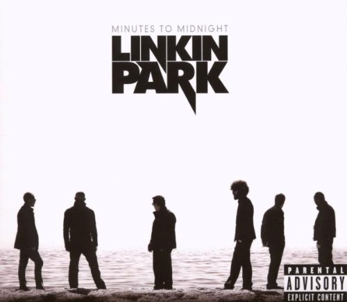 Linkin Park Hands Held High cover art