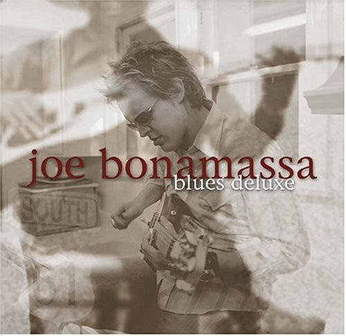 Joe Bonamassa Blues Deluxe cover art