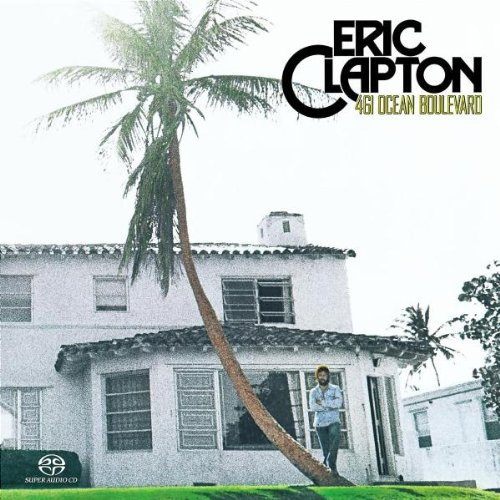 Eric Clapton Let It Grow cover art