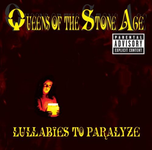 Queens Of The Stone Age Little Sister cover art
