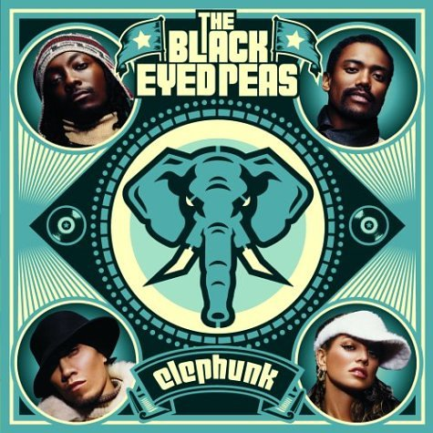 The Black Eyed Peas Hey Mama cover art