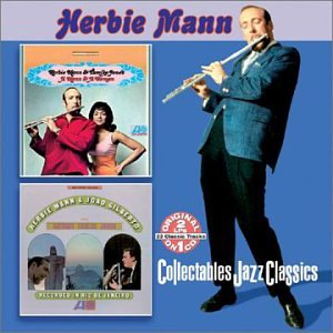 Herbie Mann and Tamiko Jones A Man And A Woman (Un Homme Et Une Femme) cover art