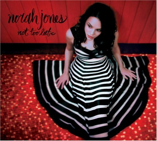 Norah Jones Be My Somebody cover art