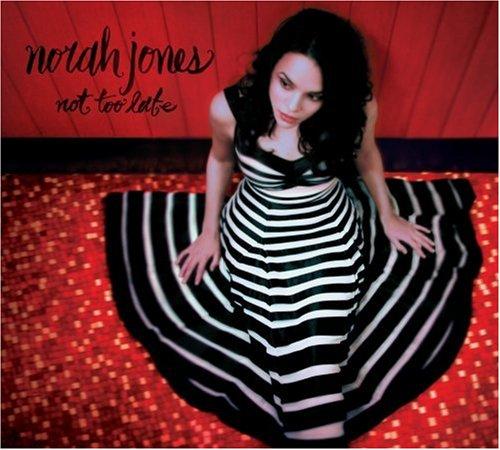 Norah Jones Not My Friend cover art