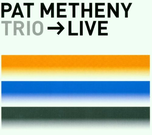 Pat Metheny Counting Texas cover art