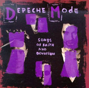 Depeche Mode Walking In My Shoes cover art