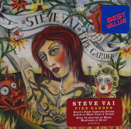 Steve Vai Dyin' Day cover art