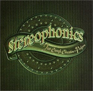 Stereophonics Everyday I Think Of Money cover art