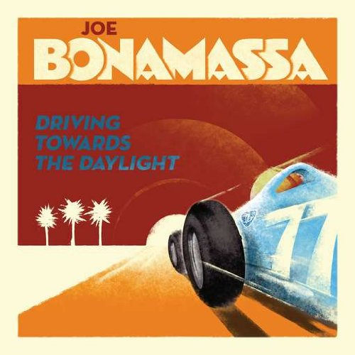 Joe Bonamassa Stones In My Passway cover art