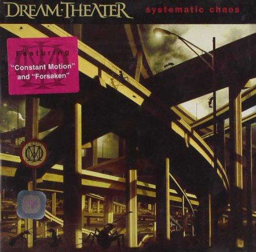Dream Theater The Dark Eternal Night cover art