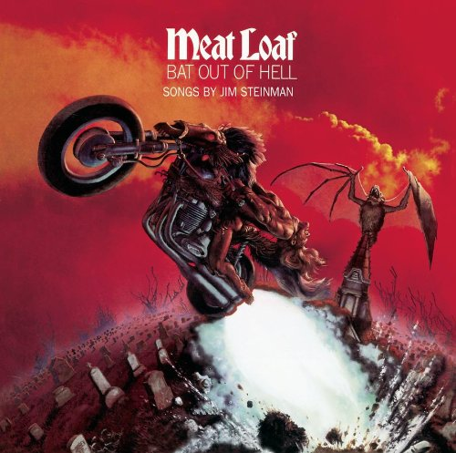 Meat Loaf Bat Out Of Hell cover art