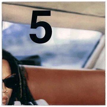 Lenny Kravitz Fly Away cover art