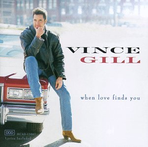 Vince Gill Which Bridge To Cross (Which Bridge To Burn) cover art