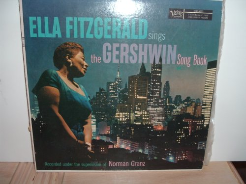 Ella Fitzgerald Let's Call The Whole Thing Off cover art