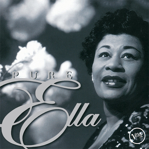 Ella Fitzgerald Misty cover art