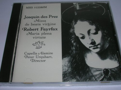 Josquin Des Prez Allegez Moi (arr. Philip Lawson) cover art