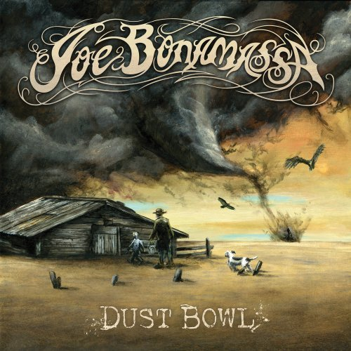 Joe Bonamassa Heartbreaker cover art