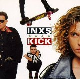 INXS New Sensation l'art de couverture