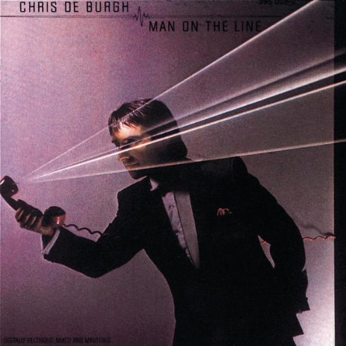 Chris de Burgh The Head And The Heart cover art