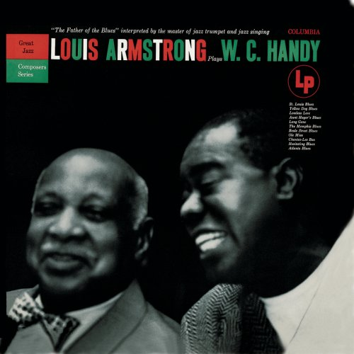 Louis Armstrong St. Louis Blues cover art