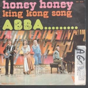 ABBA Honey, Honey cover art