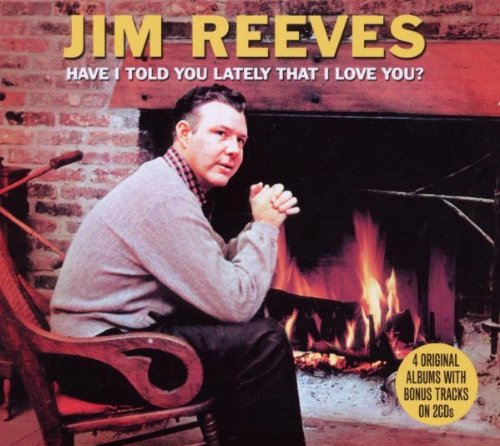 Jim Reeves He'll Have To Go cover art