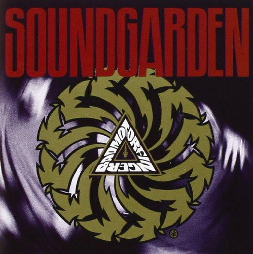 Soundgarden Rusty Cage cover art