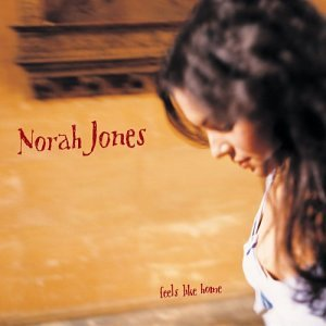 Norah Jones Be Here To Love Me cover art