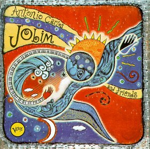 Antonio Carlos Jobim Once I Loved (Amor Em Paz) (Love In Peace) cover art