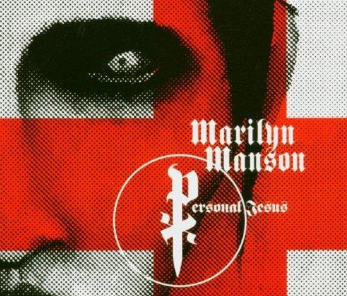 Marilyn Manson Personal Jesus cover art