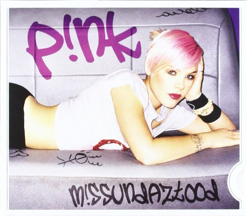 Pink Just Like A Pill cover art