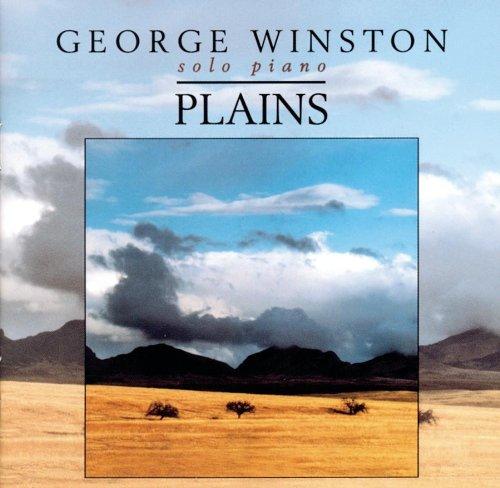 George Winston Angel cover art