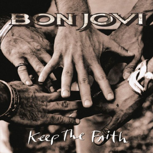 Bon Jovi Bed Of Roses cover art