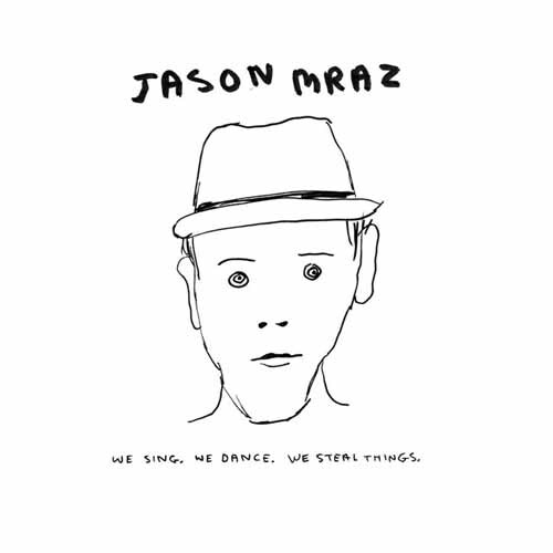 Jason Mraz The Dynamo Of Volition cover art