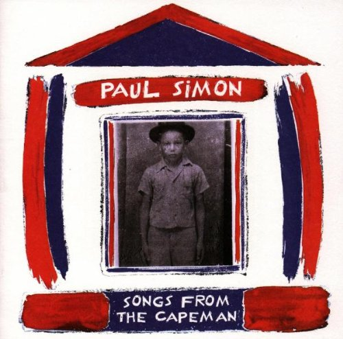 Paul Simon Trailways Bus cover art