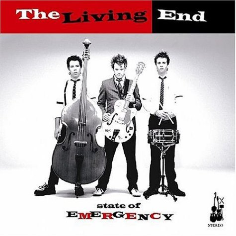 The Living End Nothing Lasts Forever cover art