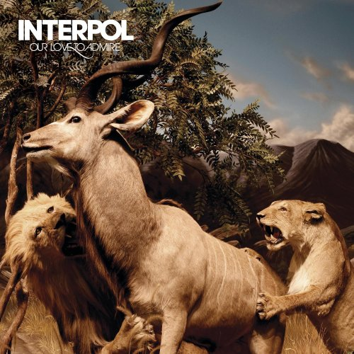 Interpol The Scale cover art