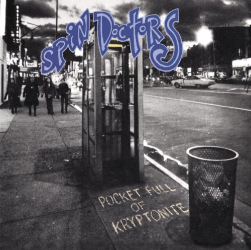 Spin Doctors Two Princes cover art