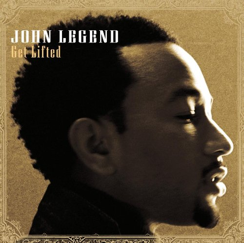 John Legend Ordinary People cover art