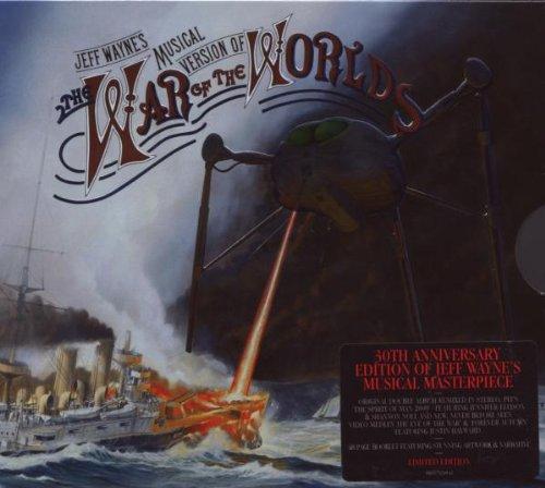 Jeff Wayne The Artilleryman Returns (from War Of The Worlds) cover art