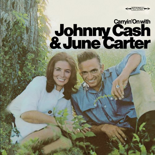 Johnny Cash & June Carter Jackson cover art