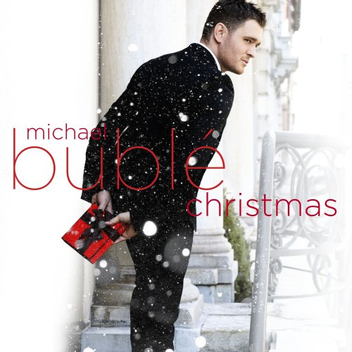 Michael Bublé Santa Baby cover art