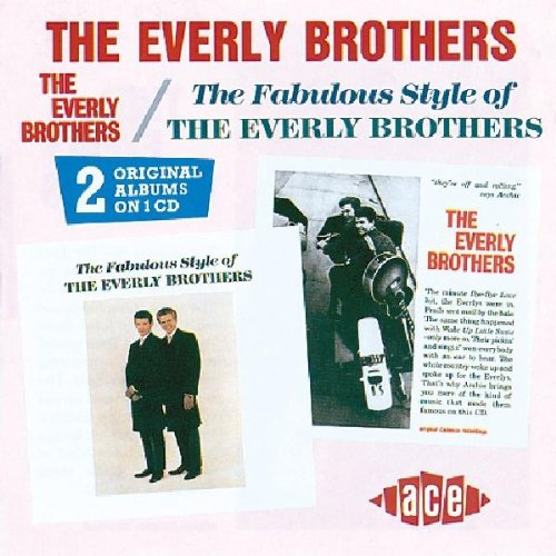 Everly Brothers Let It Be Me (Je T'appartiens) cover art