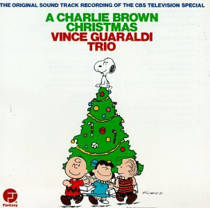 Vince Guaraldi Hark, The Herald Angels Sing cover art